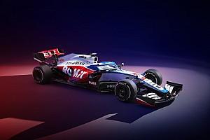 Williams revela una imagen renovada en su coche para 2020