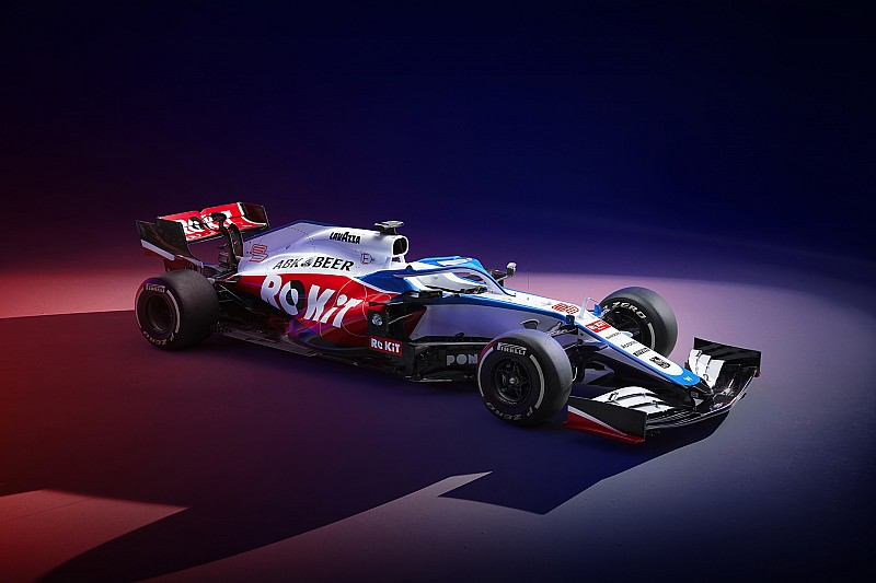Image result for williams f1 2020