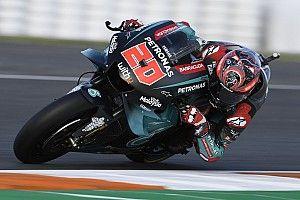 Quartararo aan kop in derde training GP van Valencia