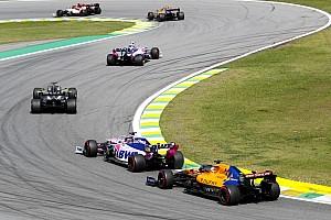 Vídeo: así fue la remontada integra de Sainz en Brasil