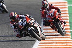 Los equipos de MotoGP podrán probar a pilotos sin contrato en los test