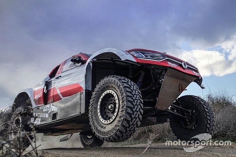 Un traspiés que pudo costar un Dakar