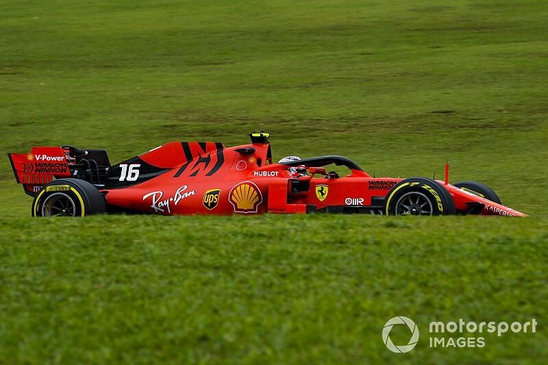 Brutális előnye van a Ferrarinak az egyenesben