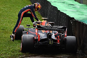 Photos - Les Formule 1 en piste à Interlagos