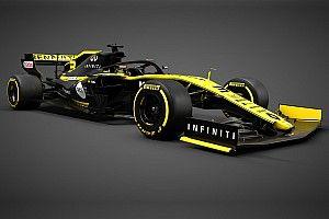 Renault F1 представила машину RS19