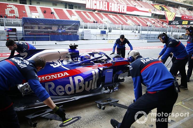 """Toro Rosso: """"Plan is om seizoen met drie motoren voltooien"""""""