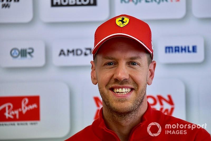 A Ferrari talált egy olyan ferraris statisztikát, amelyben Vettel az első