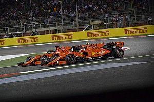 Cuando Leclerc ignoró las instrucciones de Ferrari