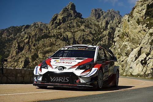 WRC, Toyota vuole avvicinarsi a Hyundai nel Mondiale Costruttori