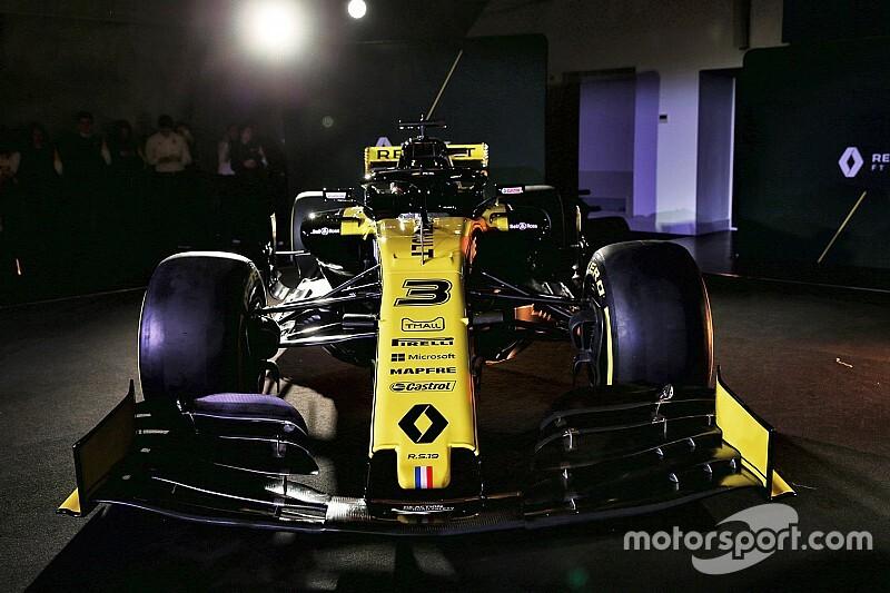 Renault annonce la date de présentation de sa F1 2020