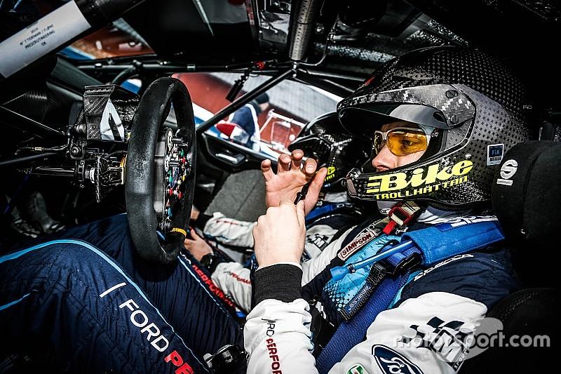 Tidemand wraca do Fiesty WRC