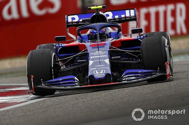 L'opération séduction continue pour Albon chez Toro Rosso