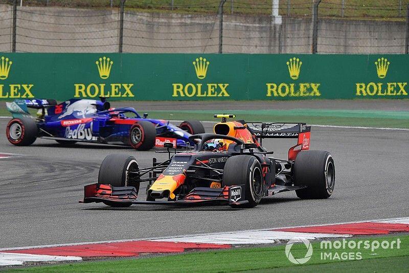 AlphaTauri utilizará los desarrollos de Red Bull del año pasado