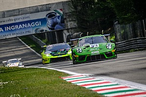 Blancpain Monza: Porsche boekt bijzondere zege, Buurman P3