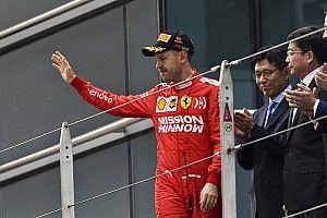 Vettel örülne, ha visszatérne a Nokia 6110-esek világa