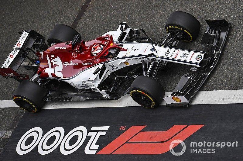 "Vasseur hield ""vingers gekruist"" na problemen Ferrari-motor"