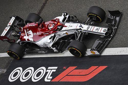 Chefe da Alfa ficou preocupado com confiabilidade do carro de Raikkonen na China