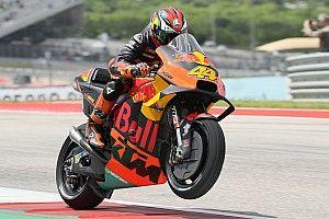 """Espargaro """"super-excited"""" after best dry KTM result"""