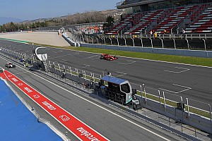 Ten things we've learned from the first F1 test