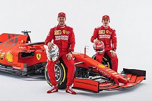 "Ferrari making ""statement"" with Vettel/Leclerc claim - Wolff"