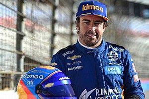Alonso zapowiedział przerwę od Indy