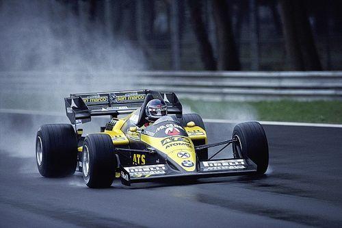 Ma 35 éve mutatkozott be Senna kedvenc F1-es csapattársa