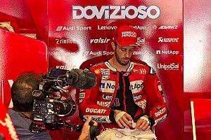 """Dovizioso: """"Aunque parezca poco realista, el objetivo sigue siendo el podio"""""""