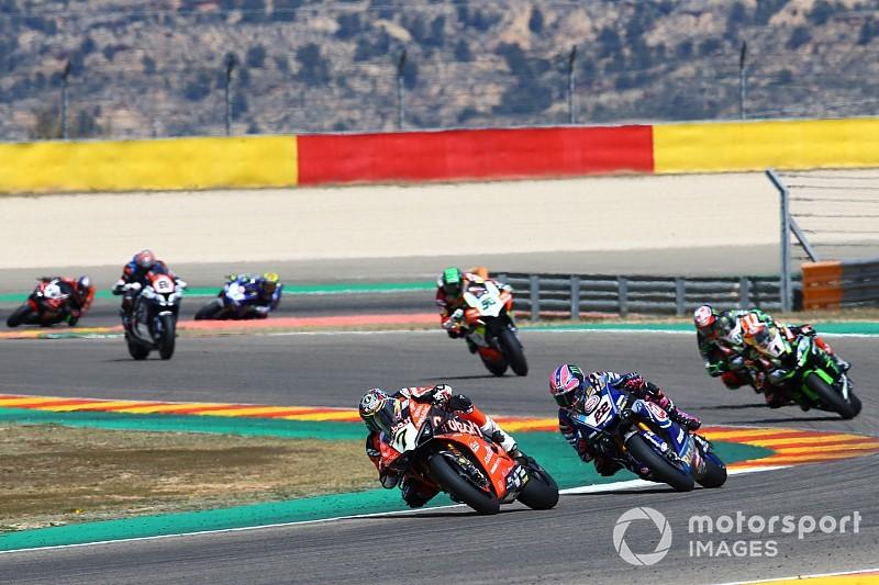"Davies ""not there yet"" adapting to Ducati V4"