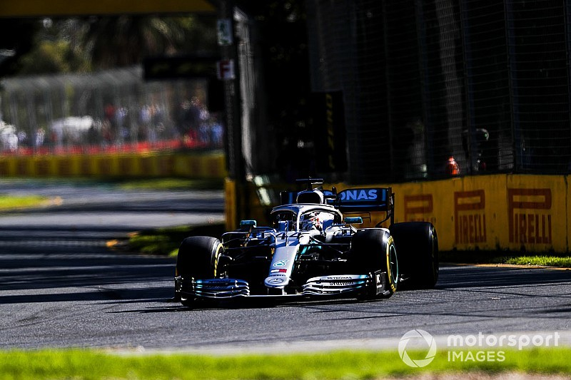 Гран Прі Австралії: Хемілтон очолив фінальну практику