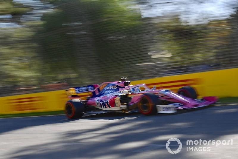 Обновления Racing Point не сработали в Мельбурне