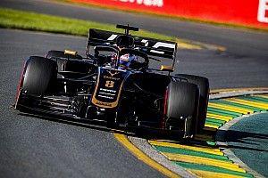 Машину Грожана вернули к аэродинамической конфигурации Гран При Австралии
