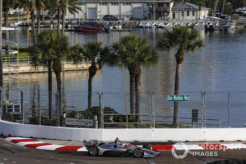 St. Petersburg se mantendrá en IndyCar hasta 2024