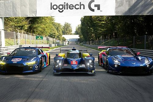 Alonso lança nova equipe de eSports em parceria com a Logitech