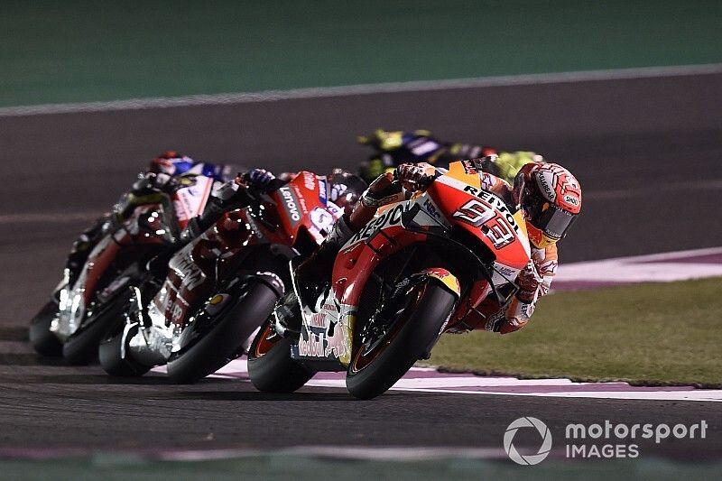 """Márquez: """"En Honda no toleran ver que otra moto corra más"""""""