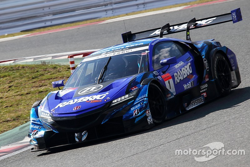 Button admits Honda Super GT team lacking one-lap pace