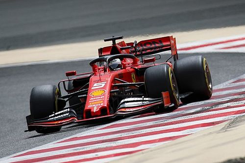 Ferrari: Vettel ha provato nei test l'ala a cucchiaio per le piste più veloci