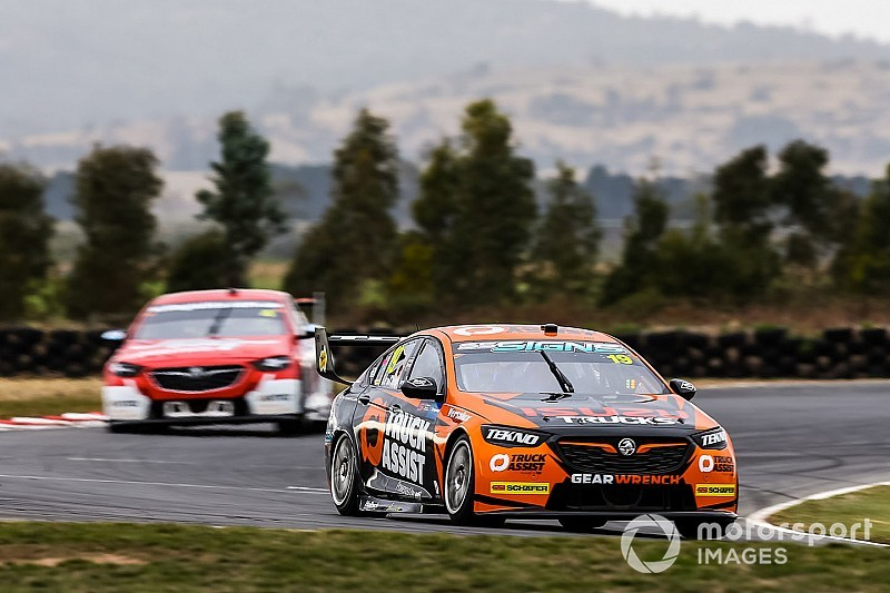 Le Brocq to race Tekno Holden at Perth Supercars round