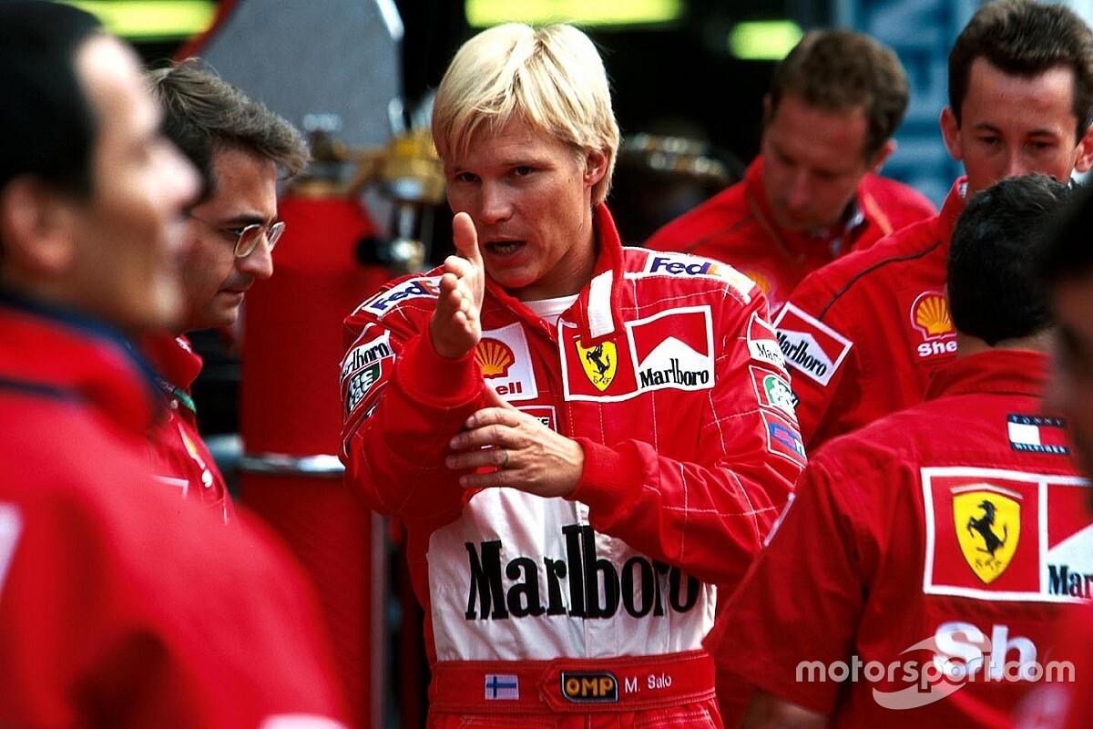 Salo zdumiony planem Formuły 1