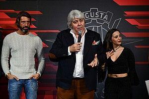 Diaporama : la présentation de l'équipe MV Agusta Forward Racing