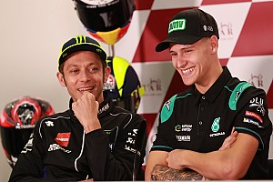 Officiel : Quartararo remplacera Rossi en 2021