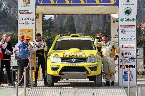 Suzuki nella Top Five del Cross Country mondiale con Lorenzo Codecà