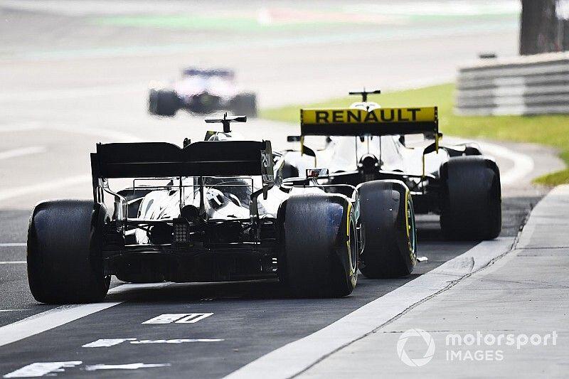 "Renault was ""strike breaker"" for 2020 testing - Mercedes"