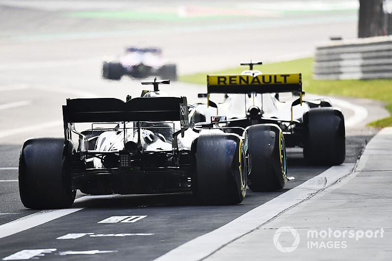 "Renault was ""strike breaker"" for 2020 testing - Mercedes"