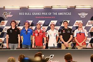 MotoGP cambia la rueda de prensa del jueves por un debate entre pilotos y periodistas