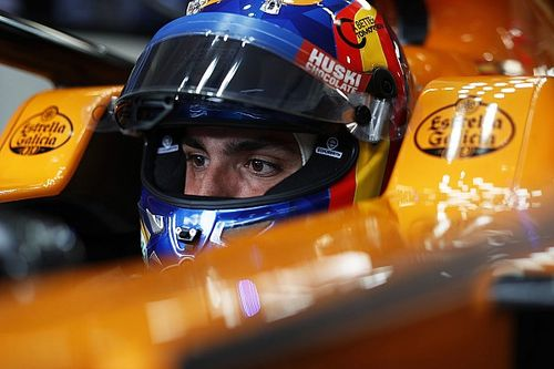 "Sainz: Ferrari/Red Bull can go ""much faster"" than my benchmark"