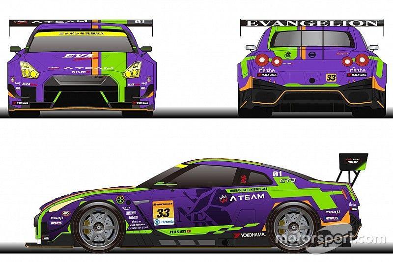 エヴァレーシングがスーパーGTに復活! X Worksとのコラボ体制を発表
