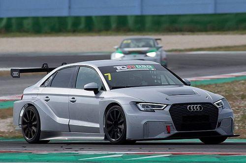 Volpato e Pelatti insieme sull'Audi per il TCR DSG Endurance