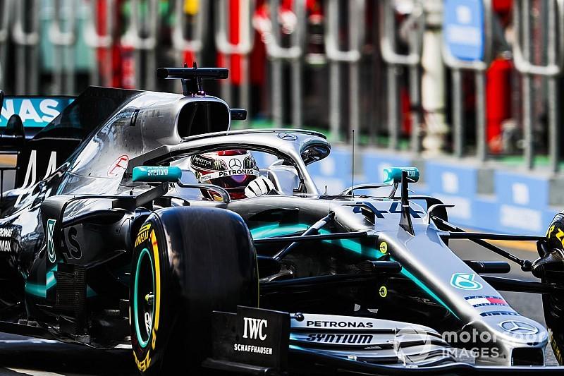 Hamilton confirma bom desempenho e é o mais rápido do dia em Melbourne