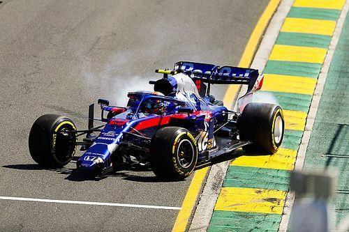 GALERI: Suasana dan aksi latihan GP Australia 2019