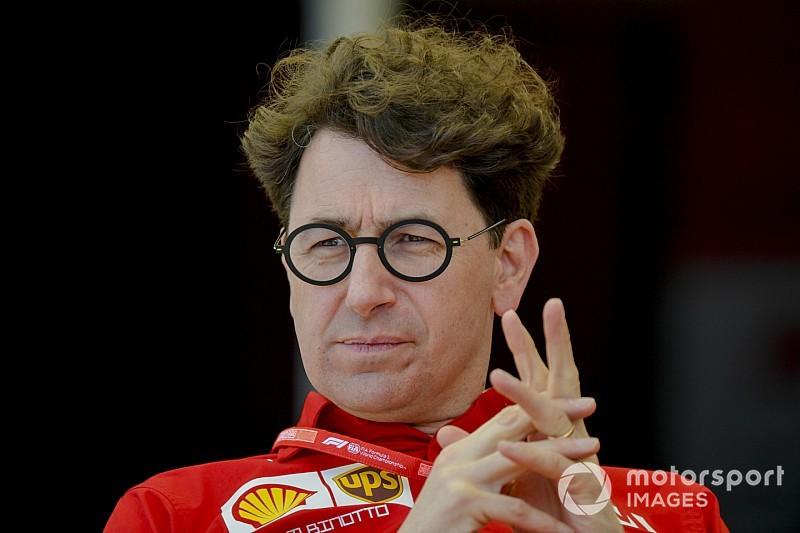 """Binotto: """"Ferrari pronta a dare il meglio, cancelleremo gli ultimi errori"""""""